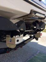 cobra steering on a scarab twin engine.JPG
