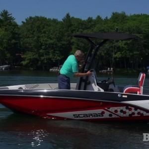 Boating Magazine Reviews 195 Open - YouTube