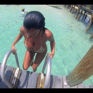 Miami To Exumas Bahamas In Yamaha JetBoat and Jetskis