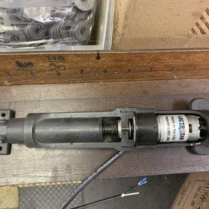 Actuator Cutaway